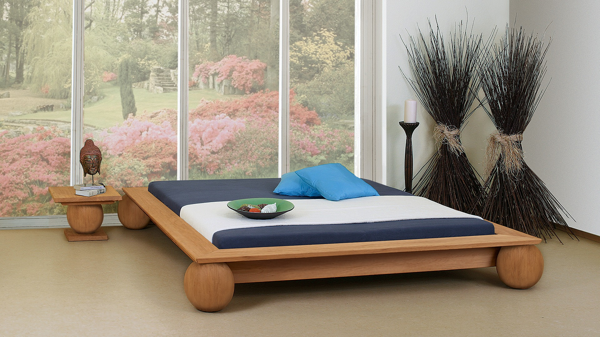 doppelbett delango liege. Black Bedroom Furniture Sets. Home Design Ideas