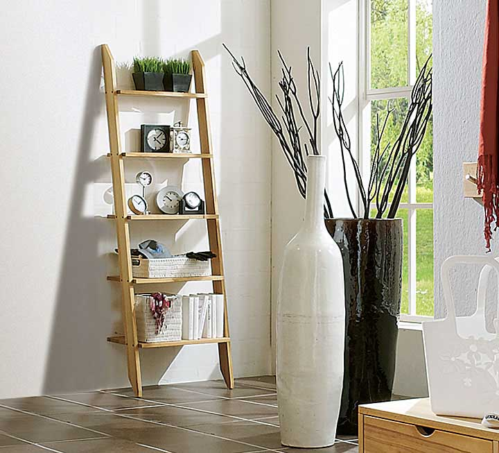 ▻ Bücherregale aus Massivholz