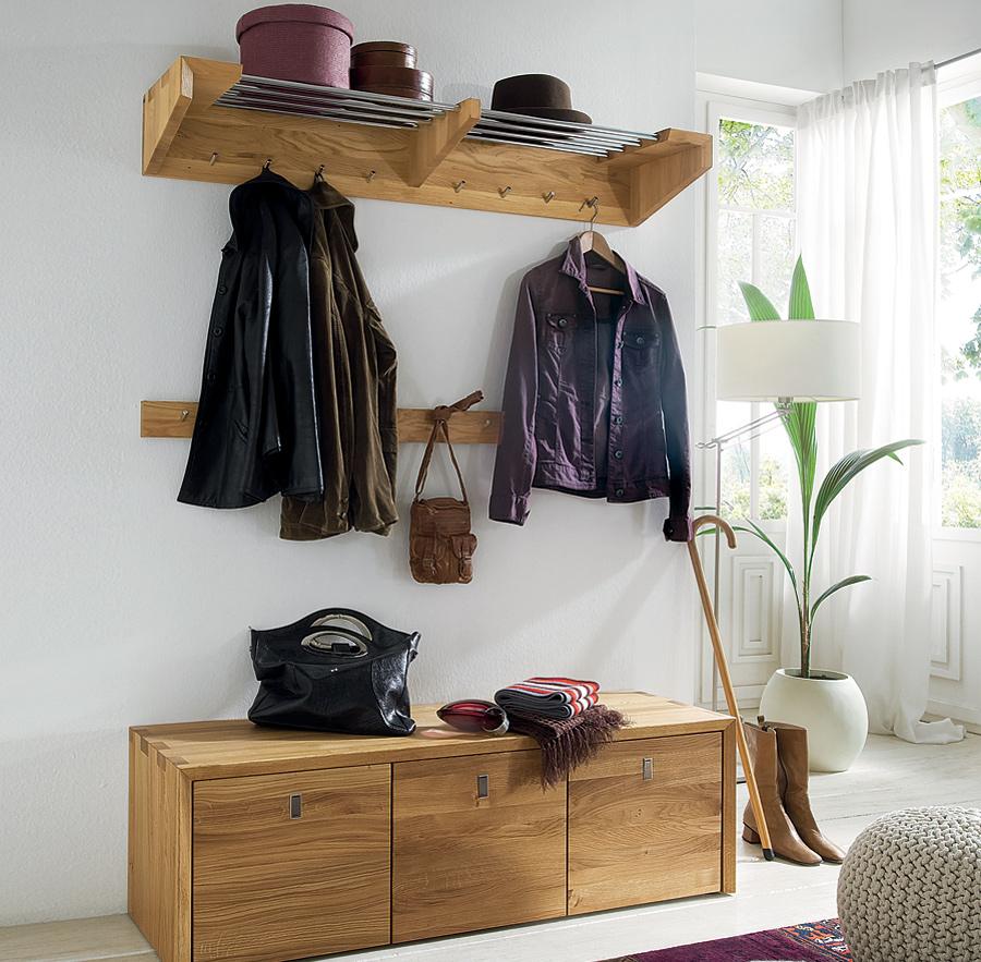 Garderobe moresca for Breite garderobe