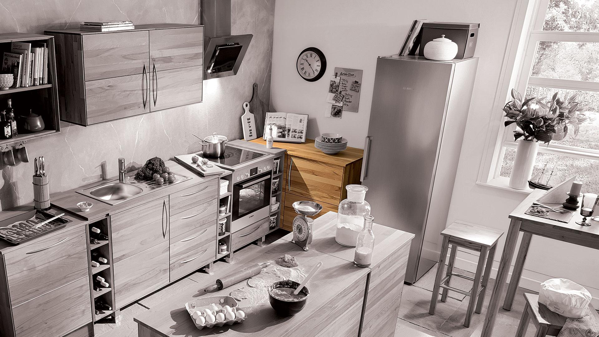 Küchen Eckunterschrank \