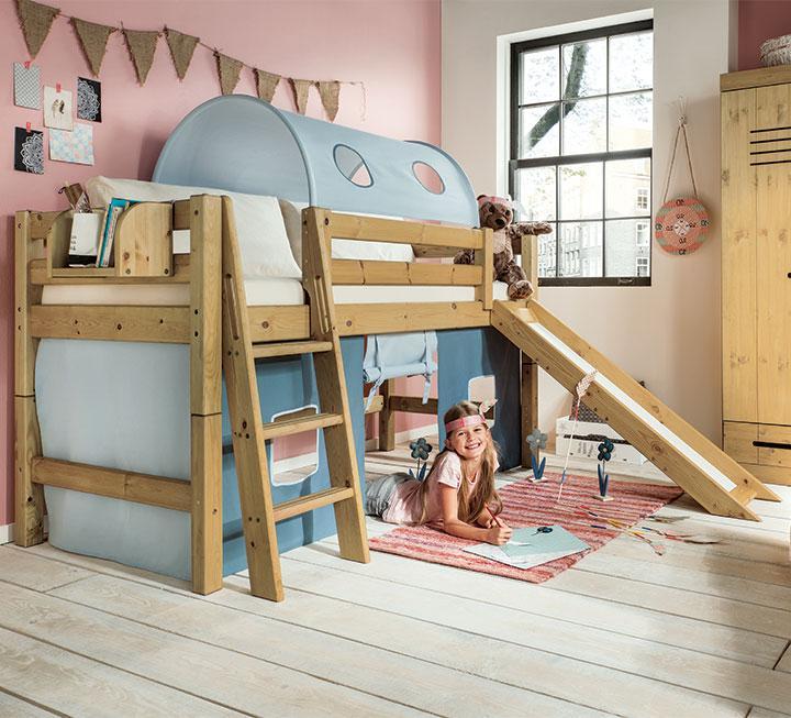 Gut Hochbetten U0026 Etagenbetten Für Kinder