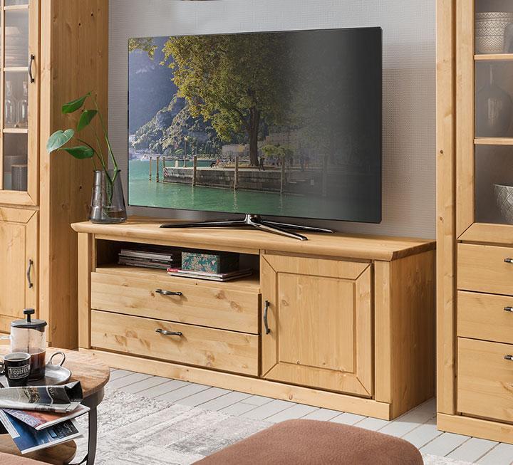 Tv Mobel Aus Massivholz
