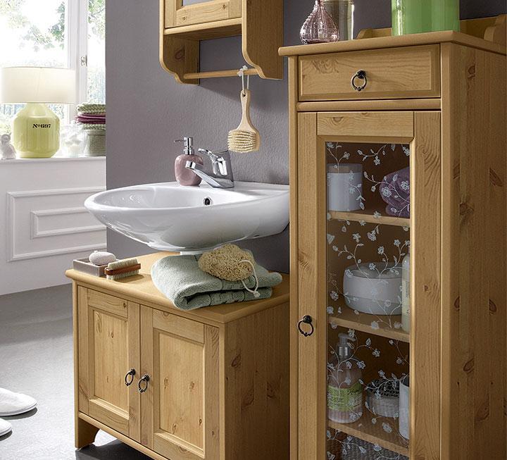 Badmöbel aus Holz - schadstoffgeprüft