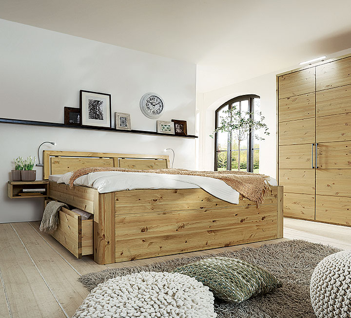 Schlafzimmer Rigento