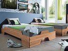 Platzsparende Betten