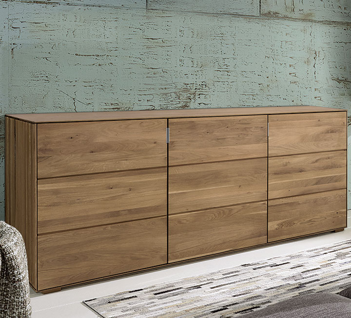 Sideboards & Highboards aus Eiche/Wildeiche