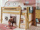 Kind- und Jugendbetten aus Massivholz