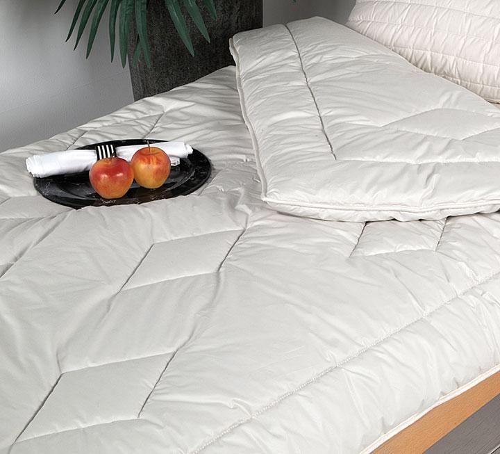 Bettdecken für stark Wärmebedürftige