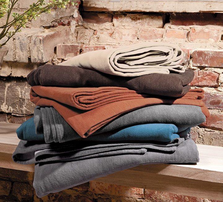 Waschbare Decken