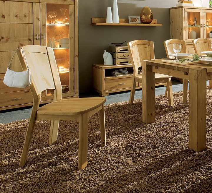 Stühle aus Kiefer