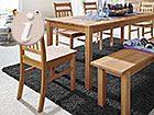 Allgemeine Infos zu Stühlen & Sitzbänke aus Massivholz