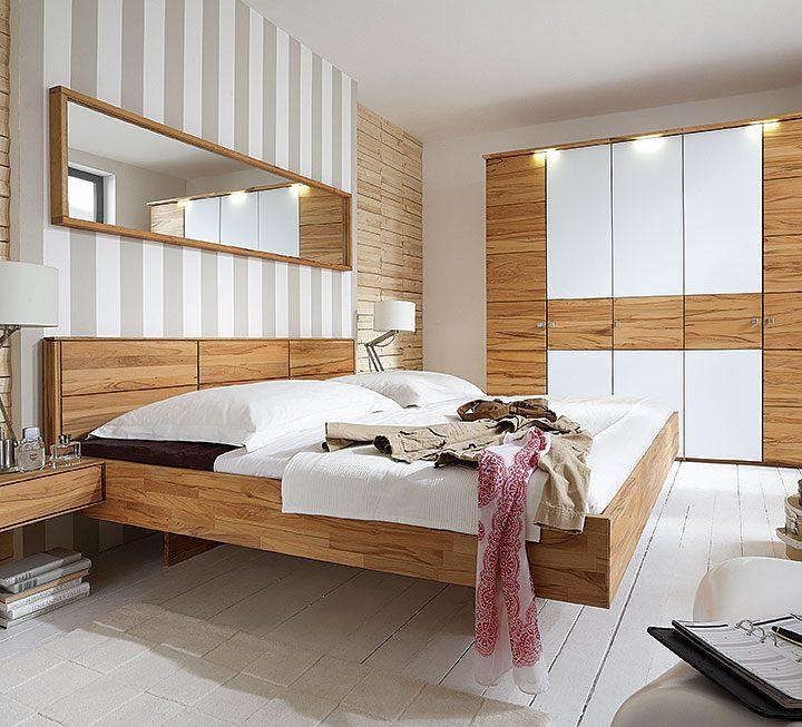 Schlafzimmer aus Massivholz | allnatura.de