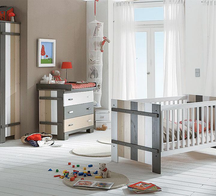 Babyzimmer Colori