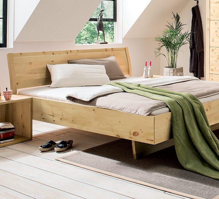 Metallfreie Betten ohne Oberflächen-Behandlung