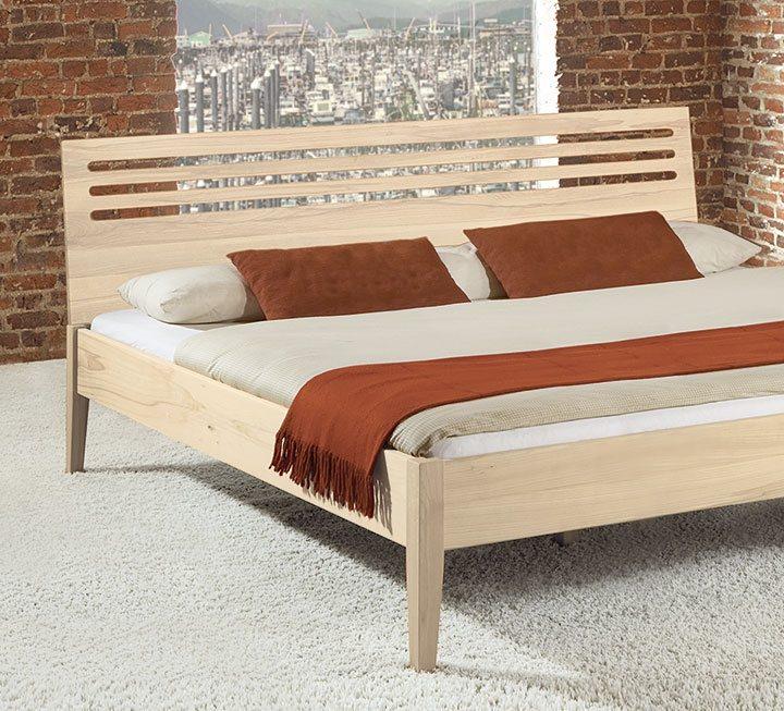 Metallfreie Betten mit weißer Oberflächen-Behandlung