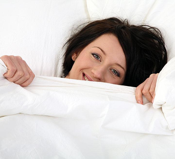 Wärmeklassen bei unseren Bettdecken