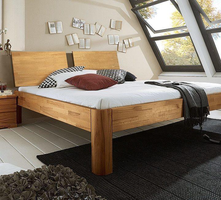 Massivholzbetten design  Massivholzbetten - hochwertig & schadstoffgeprüft