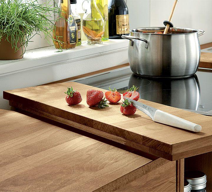 Tipps zur Pflege von allnatura-Küchenmöbeln