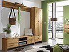 Massivholz-Dielenmöbel