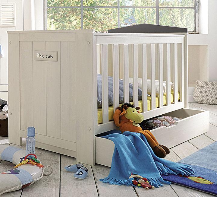 Kinder-Betten aus Massivholz