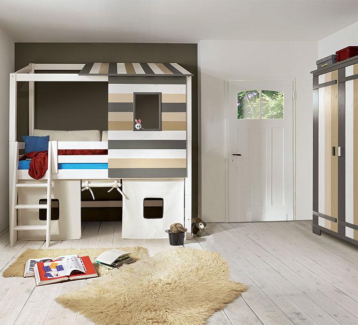 Kinderzimmer aus Massivholz - Hochwertig & Preiswert