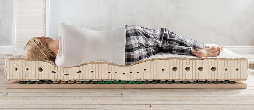 Der Seitenschlafer